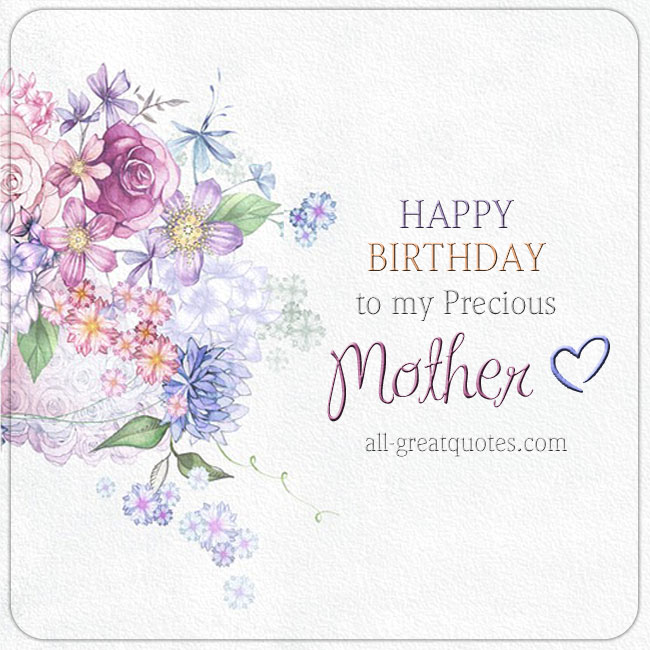 Mother Mom Birthday Wishes For Your Mum Messages Verses Short Poems