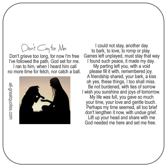 Don't-Cry-for-Me-Pet-Loss-Dog-Poem-Card