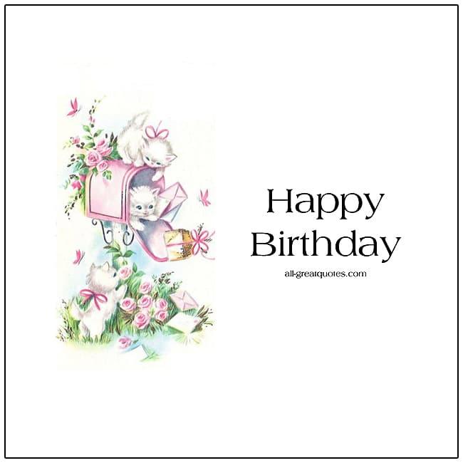 Free Birthday Cards For Facebook – Free Birthday Cards for Facebook
