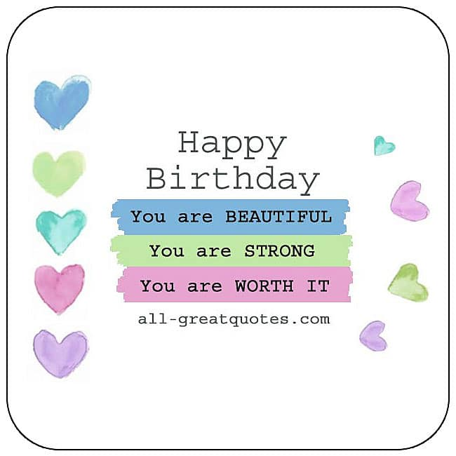 Free Birthday Cards | Inspirational Quotes