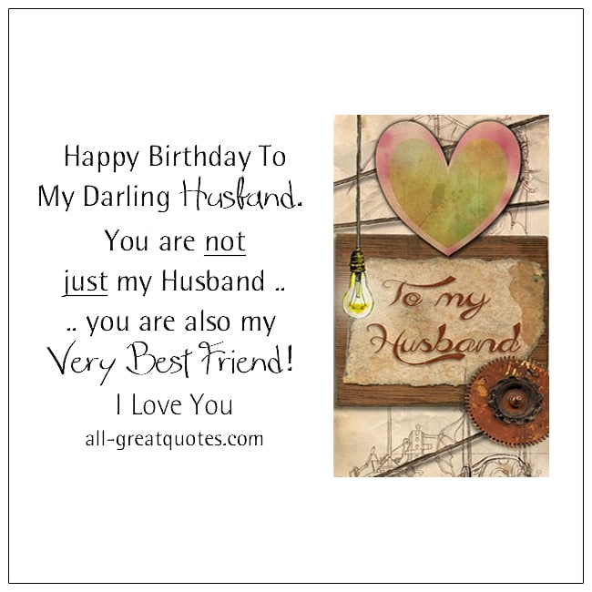 Sensational Happy Birthday Husband My Love Happy Birthday Husband Poems Funny Birthday Cards Online Sheoxdamsfinfo