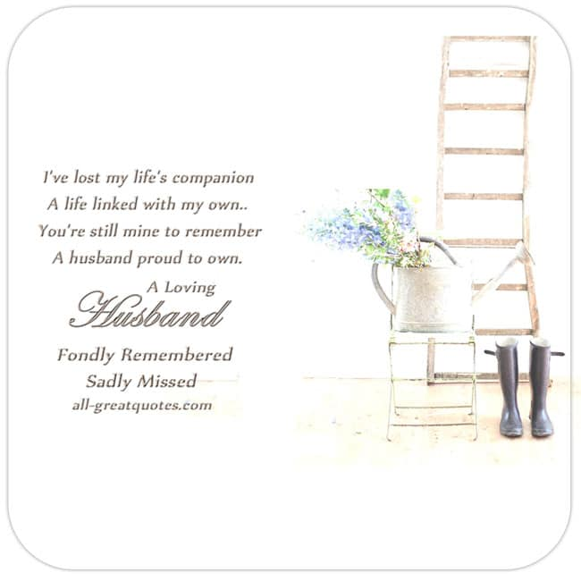 ive-lost-my-lifes-companion-a-loving-husband-fondly-remembered-sadly-missed