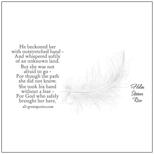 Waiting at Heaven's Door Loss Of Mom Grief Poems
