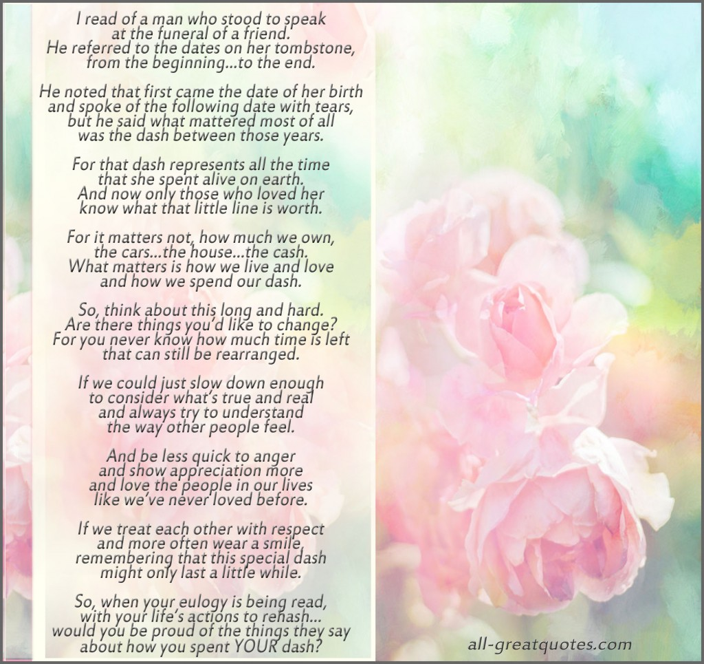 In Loving Memory Poems and Card Messages - Sympathy and Condolences on Facebook
