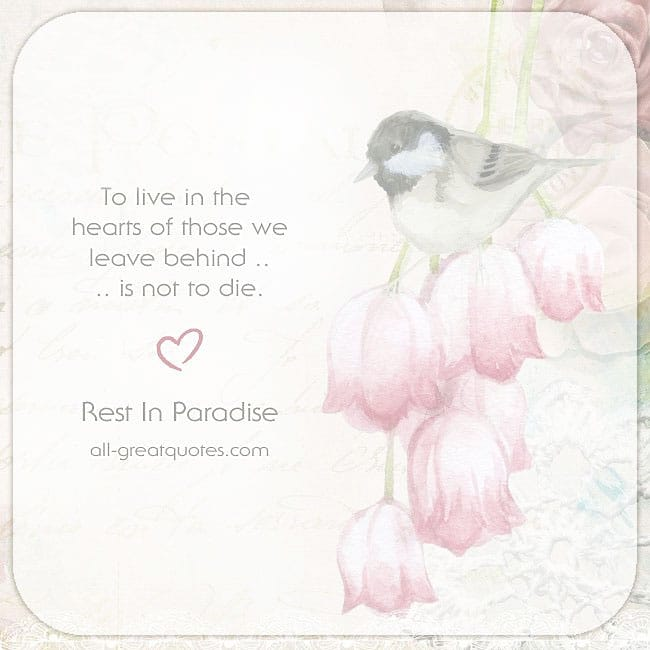 Share Free Cards For Facebook In Memory Of Cards