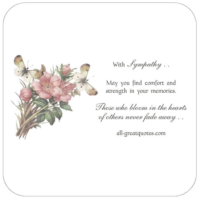 Free Online greeting Cards Online Deepest Sympathy Cards For Facebook