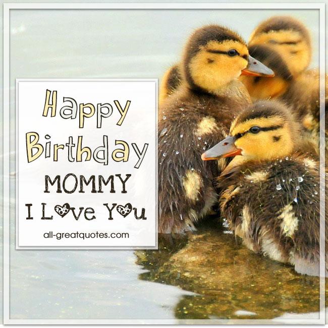 Happy Birthday Mommy Mummy Wishes Poems To Write