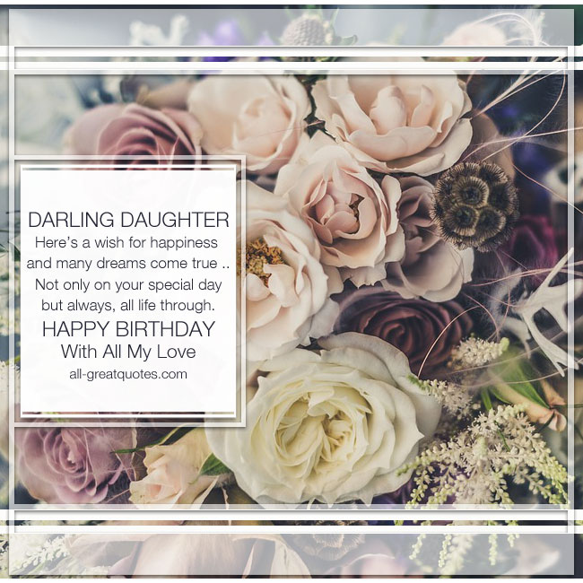 Free-Birthday-Cards-For-Darling-Daughter