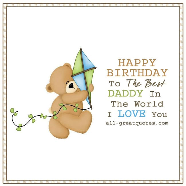 Free Birthday Cards For Dad | Happy Birthday Dad