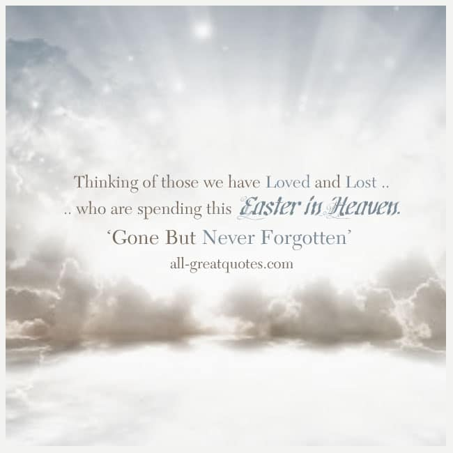 Easter-in-Heaven Card For Facebook