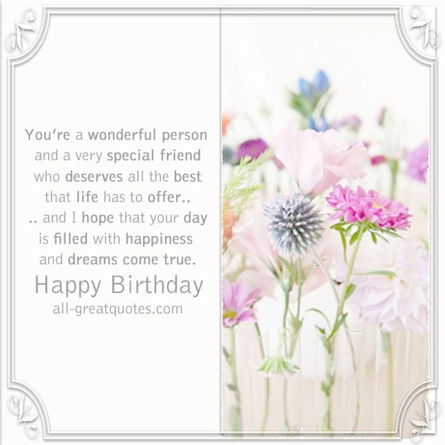 Youre-a-wonderful-person-and-a-very-special-friend-Free-Birthday-Cards-For-Friends