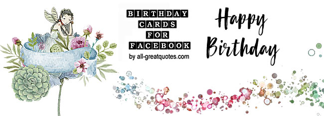 Birthday Cards For Facebook.Free Birthday Cards Arts Entertainment Facebook 172