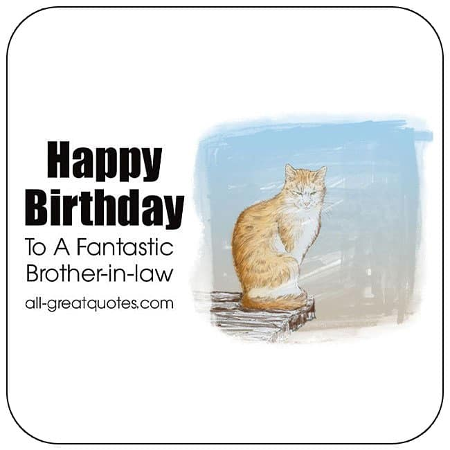 Brother-in-law free birthday cards to share on Facebook, Share on Facebook, birthday cards for free, ecard images, pictures, photos