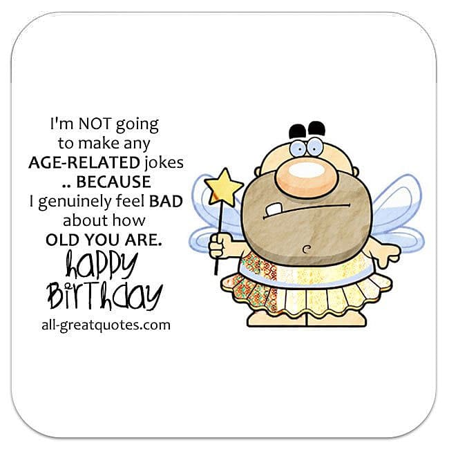 Funny Happy Birthday Facebook Quotes: Free Birthday Cards For Facebook Online Friends Family