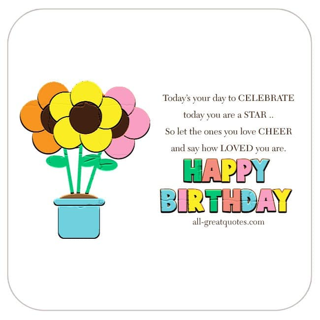 Todays-your-day-to-celebrate-today-you-are-a-star-free-birthday-cards