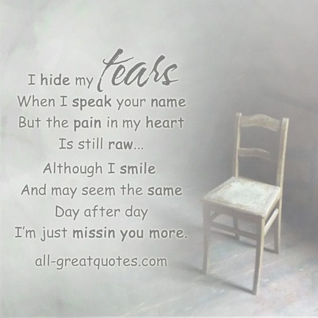 I-hide-my-tears,-when-I-speak-your-name-grief-loss-card
