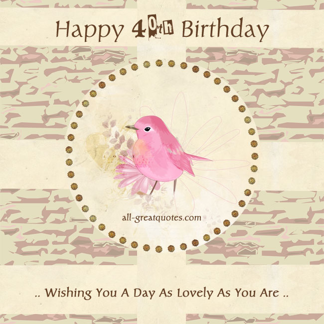 40th-birthday-card-bird-picture
