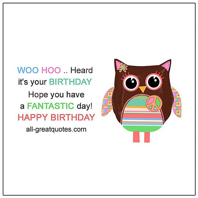 Heard Its Your Birthday Happy Birthday Cards For Kids