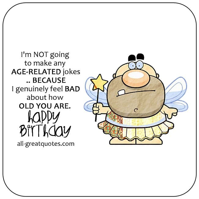 Funny Birthday Wishes Poems to Write in Birthday Cards – Short Poems for Birthday Cards