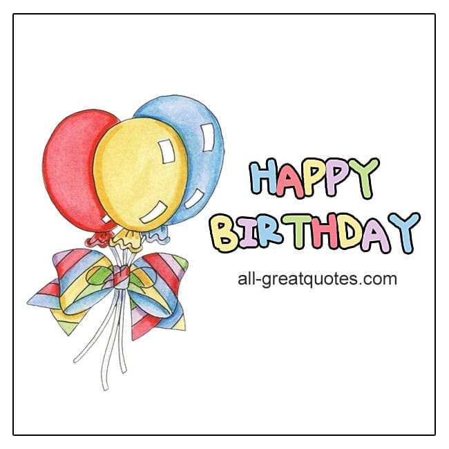 Happy Birthday Share Birthday Cards For Facebook
