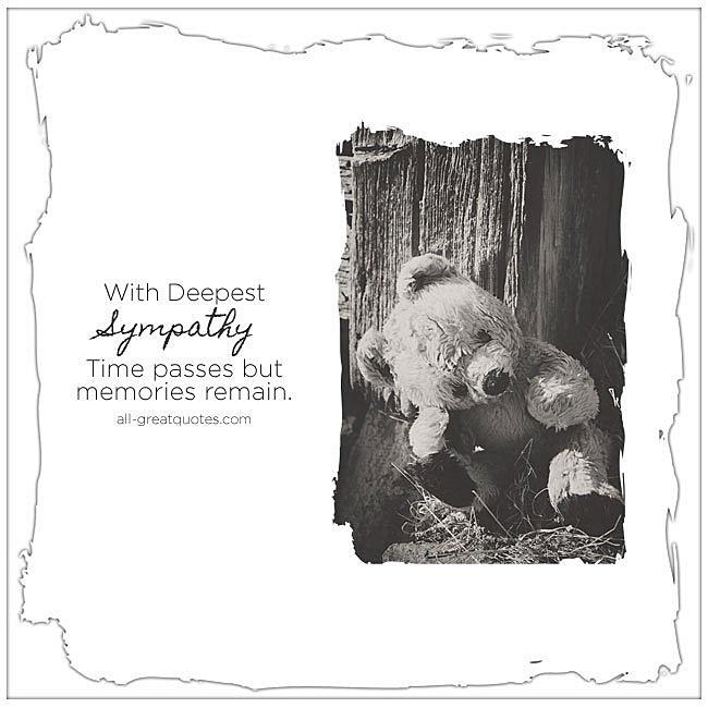 Heartfelt Sympathy Card Pets Sympathy Cards