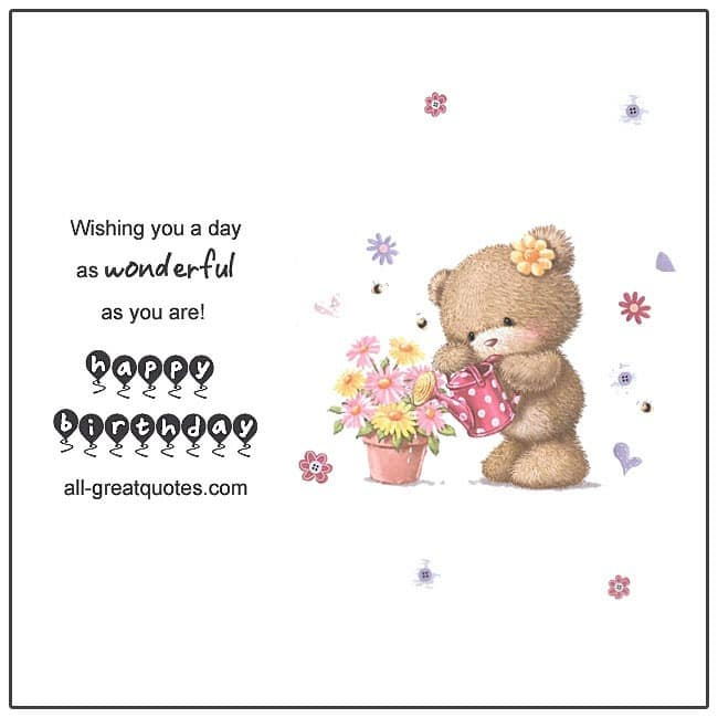 Beautiful Happy Birthday Cards For Facebook Friends Family