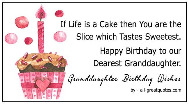 happy birthday granddaughter happy birthday wishes