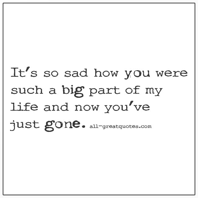 A-Big-Part-Of-My-Life-Now-Youve-Just-Gone-Quote