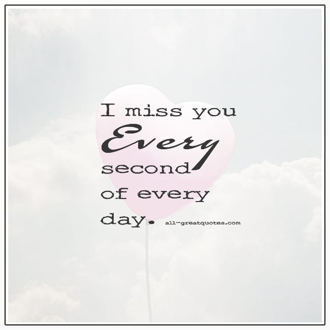 Missing Someone Who Has Passed Away Quote