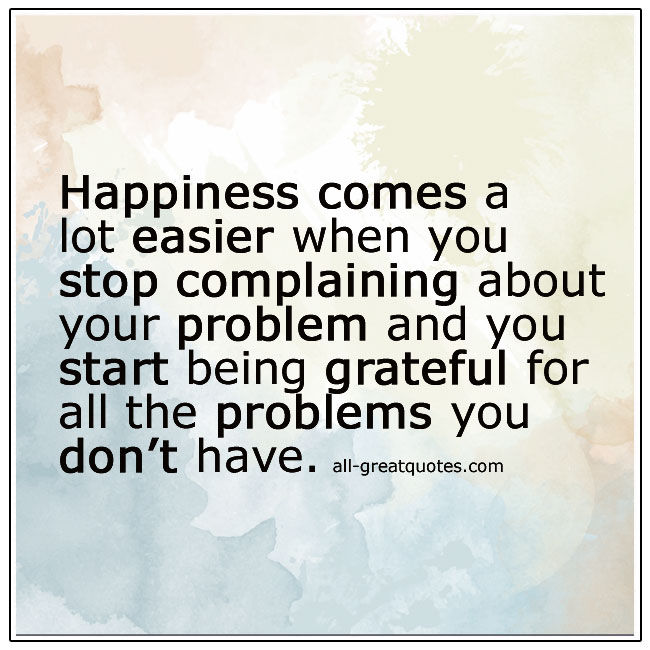 Happiness Comes A Lot Easier When Happiness Picture Quote